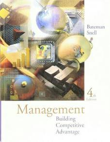 Management by Bateman & Snell