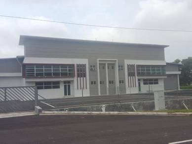 Selesa Jaya New Single Sty Semi Detached Factory- Skudai-Nusa-Iskandar