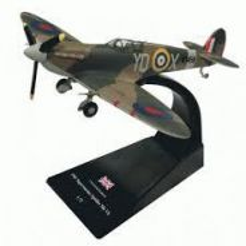 Plane Model 1941 Supermarine Spitfire