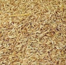 Sekam kuning atau kulit padi
