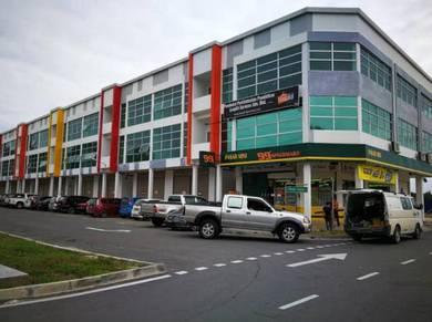Kimanis Centro - 3 storey shoplot (for Sale)