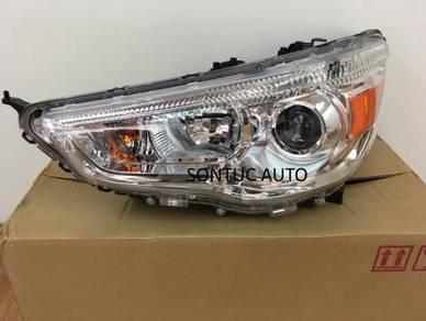 Mitsubishi ASX original Headlamp Lampu depan