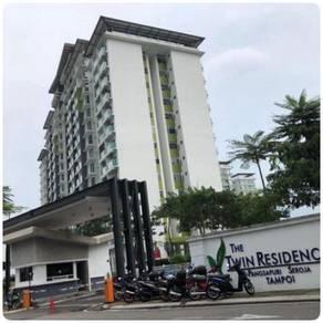 Tampoi Twin Danga Residence Taman Seroja Indah Pasir Gudang Highway