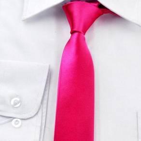 001 PROFESSIONAL TIE BUSiNESS MEN NECKTIE (PINK)