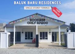 Below 200k Balok Baru Zero Downpayment Free All the legal fees