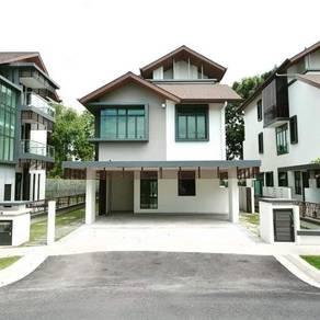 New 2 Storey Bungalow with Pool at Putrajaya