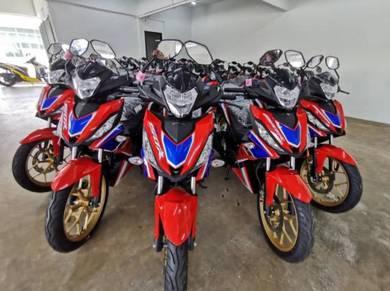 Honda rs150 - new - ready stock