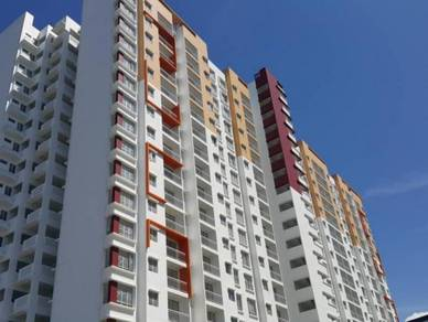 Belowmarket NEW Apartment D'cassia 3R2B Setia Ecohill Semenyih