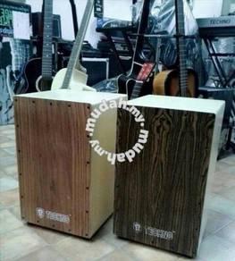 Cajon Box / Drum Tangan (Brand: Techno)- Standard
