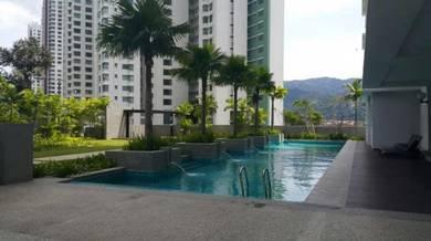 (2 Car Park) Melody Homes Apartment Ayer Itam