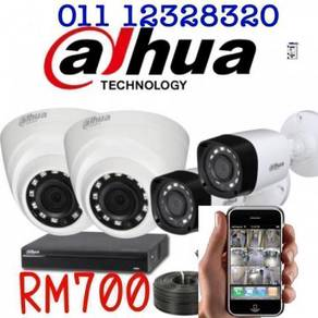 Promosi DAHUA CCTV GOOD QUALITY D2+f8