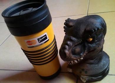 Dy Collector Jordan F1 Tumbler & Jurassic Park Cov