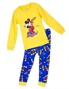 Kids Pyjamas long sleeves w pants L232