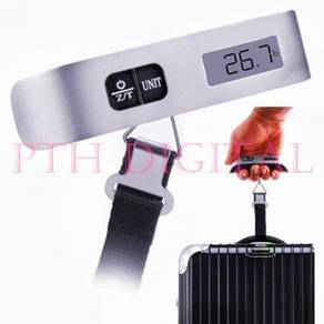 Luggage Travel Weighing Strap Scale 50kg