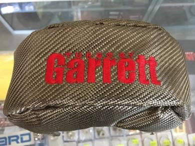 Garrett titanium turbo blanket