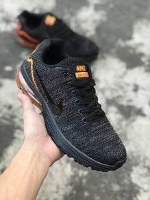 Zoom Black Orange