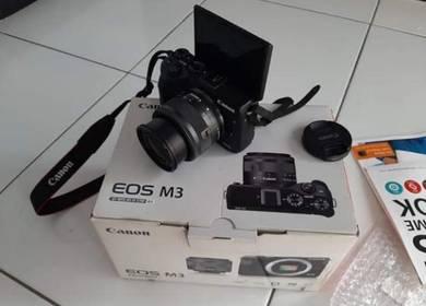 Canon Eos M3 sal