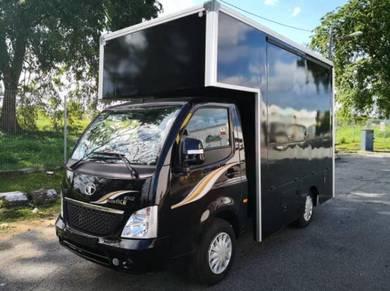 Tata food truck 1.4 diesel turbo nissan daihatsu
