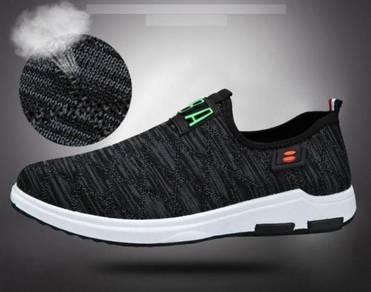 F0263 Summer Breathable Slip On Loafer Sport Shoes