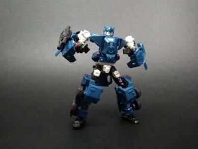 Transformers HFTD Scout Class Breacher