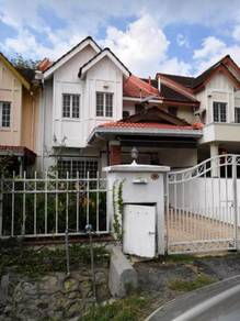 Two storey terrace house for rent