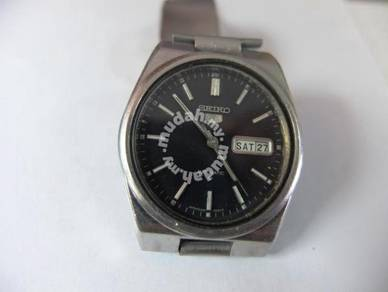 Seiko 5 Automatic 0D1010 6309-9000 Watch