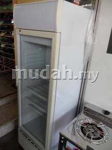 New Glass Door Fridge BC-G311Ls