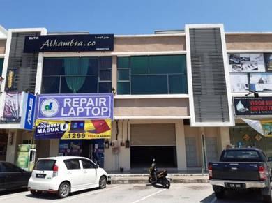 First Floor Office Popular IM3 Pantai Selamat Indera Mahkota Kuantan