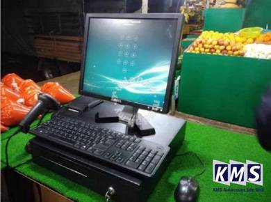 KMS Pos System Mesin Cashier Software Lite Version