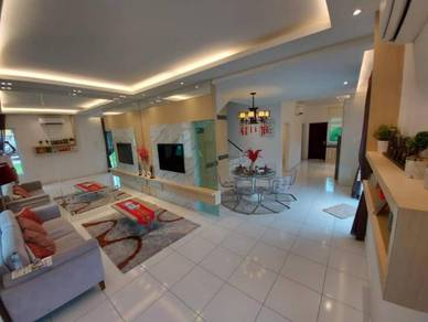 Freehold 2 Storey Fully Extend Nice Comfort Rooms Speedmart Ayer Keroh