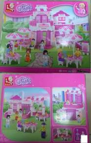 Kids Toy Education Girl Dream