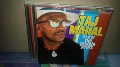 CD Taj Mahal - Best Of The Private Years