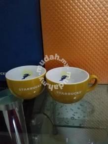 Starbucks Limited tea cup