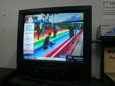TV CRT Sharp 21