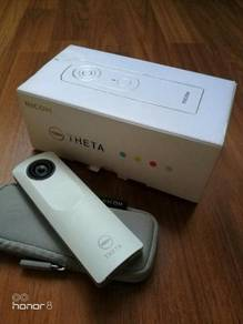 Ricoh Theta 360 review camera
