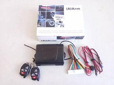 Car Alarm System Brake Lock Trunk Boot 13p - BARU