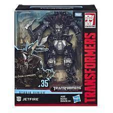 Transformers Studio Series 35 JetFire