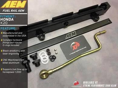 Fuel Rail Honda K20 A2 21 A3 Fd Stream Type R