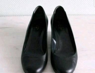 Gucci Kasut lv Kulit prada Shoes chanel Leather