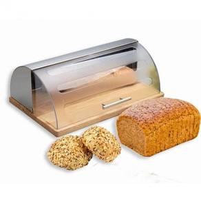 Bread Keeper Wooden Box