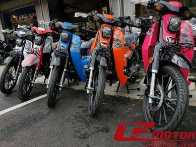 GPX Popz Supercub New Model/Honda Supercub C125K/