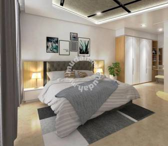 Start owning with only RM1,000 ! Golden Triangle 2 ,1161sf |Sungai Ara