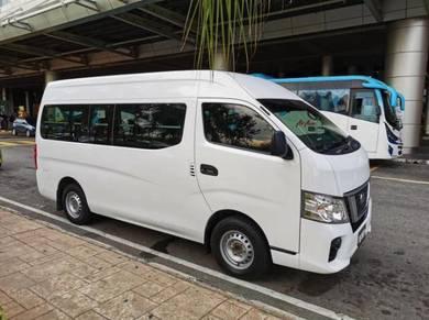 Charter Van tour holiday sabah
