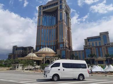 Van sewa KK Sabah Holiday Travel Tour
