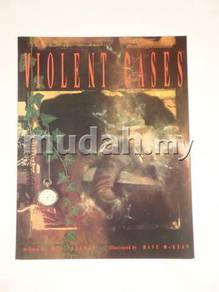 VIOLENT CASES Graphic Novel by Neil Gaiman