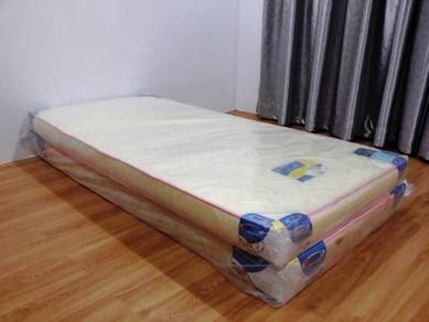 Super Comfort Metro Rebond Single Mattress 4 Inch