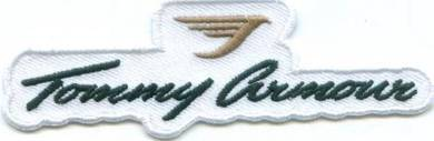 Tommy Armour Golf Badge PGA Embroidered Patch