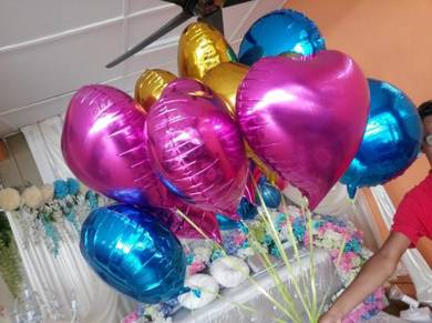 Belon Foil atau foil balloon