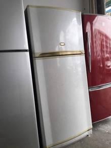 Sharp 2 doors fridge Peti Sejuk Ais Refrigerator