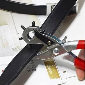 Penebuk lubang / belt hole puncher 12